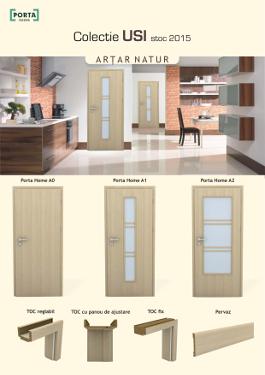 Catalog uși Porta Home