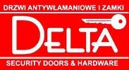 Uși metalice Delta