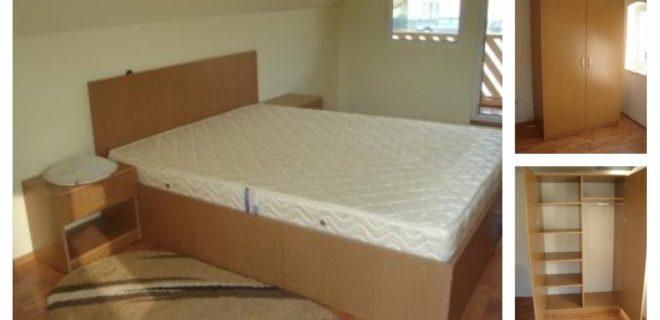 Mobilă de dormitor la comandă