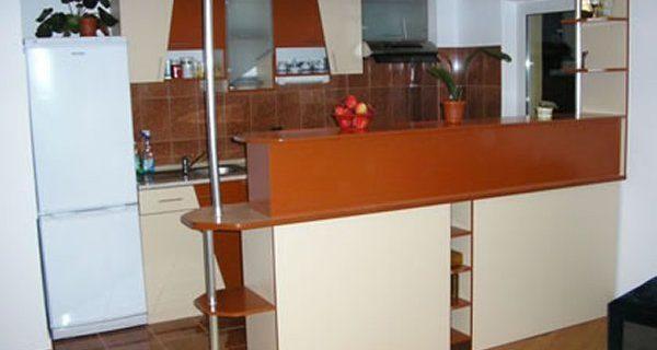 Mobilier de bucătărie pe comandă